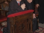 Prezydent Lech Kaczyńki w Sianowie 2006