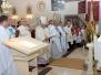 Wprowadzenie relikwii Pawła VI